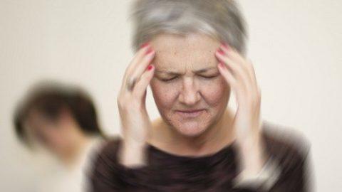 Chóng mặt khi đứng lên hoặc sau tập thể dục