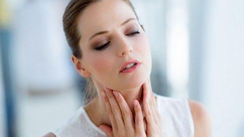 Điều trị viêm họng mạn tính hiệu quả ở Bệnh Viện Thu Cúc