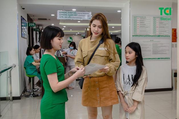 Chuyên khoa Nhi Bệnh viện ĐKQT Thu Cúc là địa chỉ thăm khám UY TÍN được rất nhiều bậc phụ huynh tin tưởng và lựa chọn.