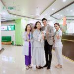 Khoa phụ sản Bệnh viện Đa khoa Quốc tế Thu Cúc