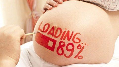 Những dấu hiệu chuyển dạ sớm các mẹ bầu chủ động hơn