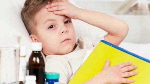 Hỗ trợ điều trị bệnh viêm phế quản ở trẻ em