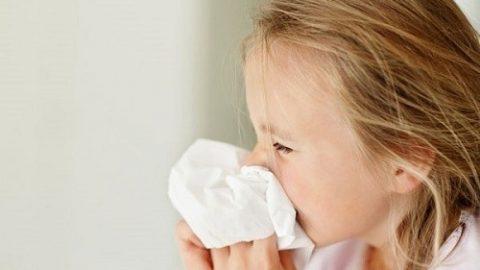 Chăm sóc trẻ khi bị viêm đường hô hấp