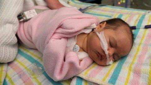 Bệnh suy hô hấp ở trẻ sơ sinh cấp cứu và xử trí kịp thời