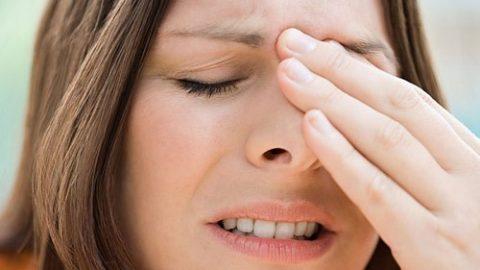 Các triệu chứng của bệnh viêm xoang mạn tính