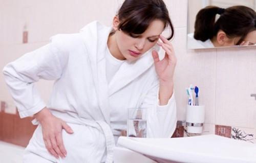 Cảm cúm khi mang thai rất nguy hiểm vì có thể gây ảnh hưởng tới thai nhi