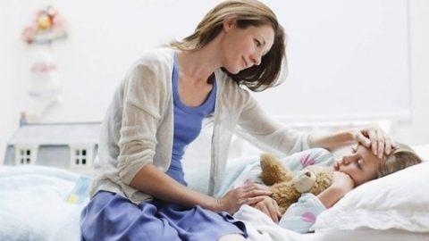 Chăm sóc trẻ bị viêm đường hô hấp