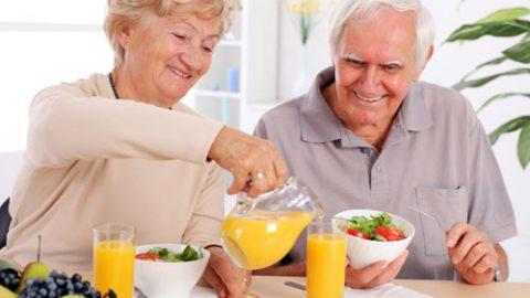 Dinh dưỡng cho người bệnh phổi tắc nghẽn mạn tính