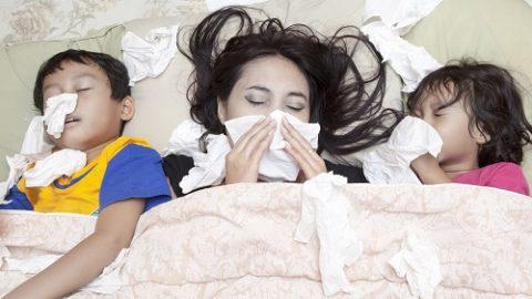 Những sự thật thú vị về bệnh cảm lạnh