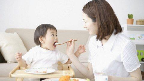 Chế độ dinh dưỡng cho trẻ mới ốm dậy mà mẹ cần biết