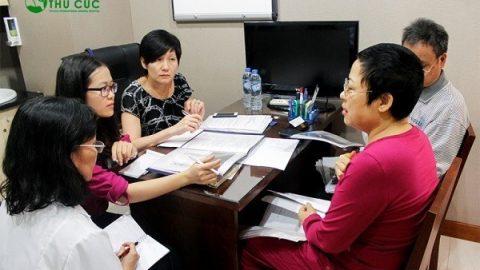 TS BS Pactricia Kho chuyên gia điều trị ung thư phổi