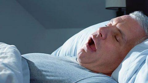Ngưng thở khi ngủ – nguy hiểm khôn lường