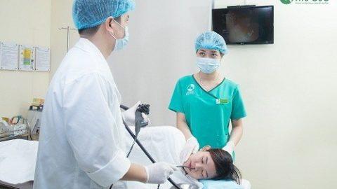 Bác sĩ chia sẻ về dịch vụ nội soi không đau tại Bệnh viện Thu Cúc