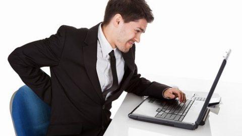 Giải pháp điều trị bệnh đau lưng cho dân văn phòng