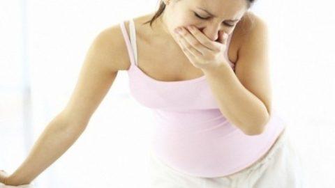 Chữa rối loạn tiêu hóa ở bà bầu