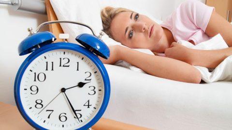 80% trường hợp mất ngủ kinh niên là do thiếu máu lên não