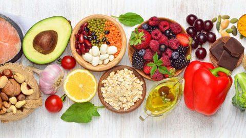 Những loại rau và trái cây giúp làm giảm cholesterol