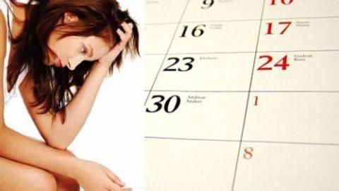 Những điều phụ nữ cần biết về kinh nguyệt không đều