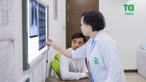 Khám và điều trị nhiễm trùng đường hô hấp trên