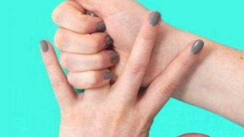 Đau đầu ngón tay cảnh báo bệnh nguy hiểm