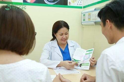 Nếu chưa sẵn sàng có con, có thể sử dụng các biện pháp tránh thai an toàn, phù hợp theo tư vấn của bác sĩ