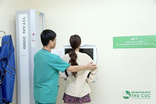 Bệnh viện đầu tư hệ thống máy móc hiện đại