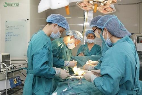Hình ảnh ung thư miệng - bệnh này thường được phẫu thuật