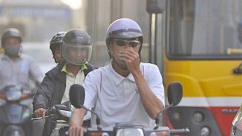 Bảo vệ lá phổi trước khói bụi ô nhiễm cần khắc phục ngay
