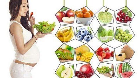 Mới có thai nên ăn gì? Chế độ dinh dưỡng là điều