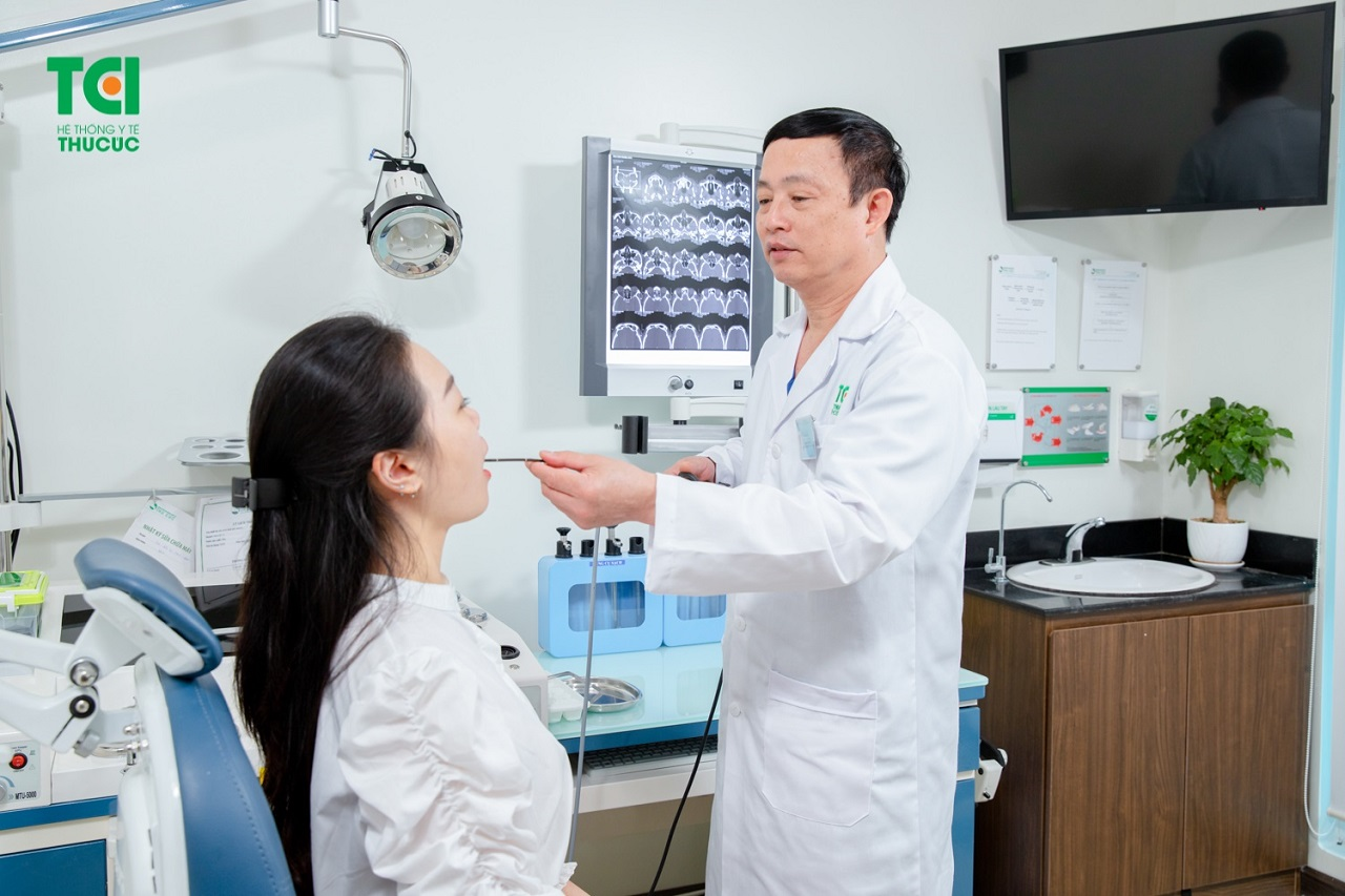 Nội soi tai mũi họng giúp chẩn đoán các bệnh lý tai mũi họng