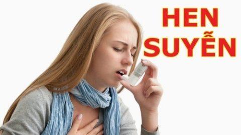 Sai lầm khi dùng thuốc xịt ở người bệnh hen suyễn
