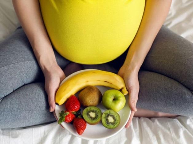 Bổ sung đủ dinh dưỡng trong thai kỳ giai đoạn từ 32 tuần