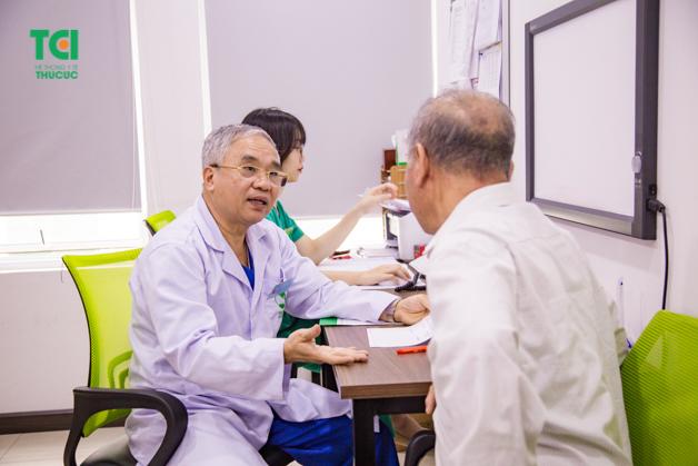 Khám nội tổng quát là bước đầu tiên trong thăm khám sức khỏe tổng quát