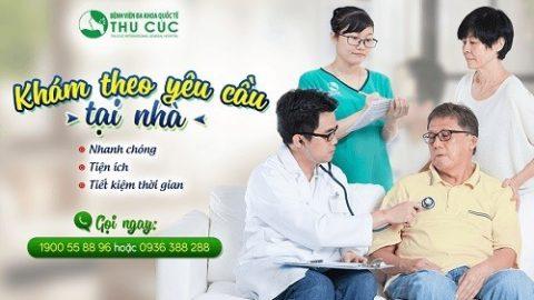 Bệnh viện Thu Cúc triển khai dịch vụ bác sĩ khám bệnh