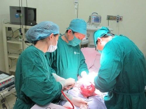 Bệnh viện Đa khoa Quốc tế Thu CÚc là một địa chỉ thăm khám và xử trí các vấn đề sản phụ khoa được đông đảo chị em tin chọn.