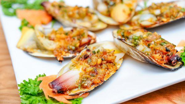 Hải sản là loại thực phẩm cung cấp i-ốt tự nhiên rất tuyệt vời.