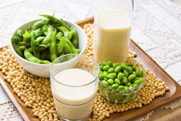 Isoflavone trong sữa đậu nành gây ảnh hưởng tiêu cực đến người bệnh bướu cổ