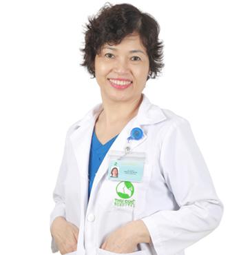 Bác sĩ CKII Phạm Thị Minh – Bác sĩ Nội khoa PKĐKQT Thu Cúc