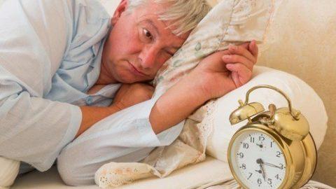 Giải đáp về chứng rối loạn giấc ngủ đối với người cao tuổi