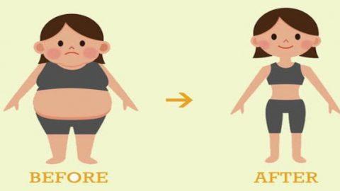 Cẩn thận khi giảm cân nhanh không rõ nguyên nhân