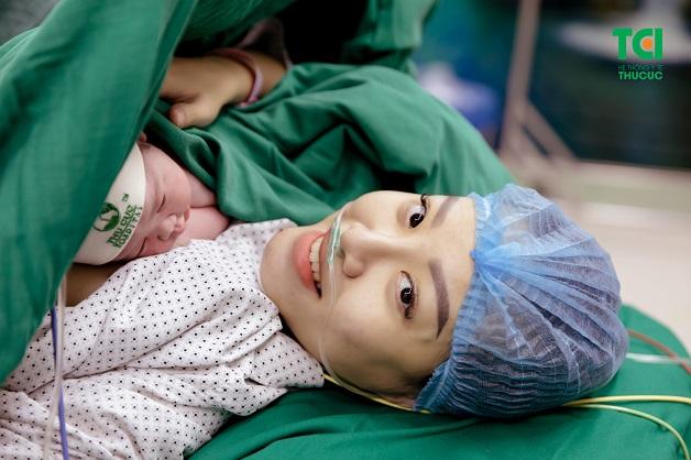 Sinh con tại Bệnh viện Thu Cúc, mẹ sẽ trải nghiệm được sự tuyệt vời tại đây