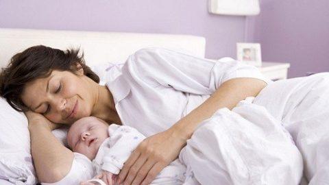 Những kiêng cữ sau sinh mẹ cần biết