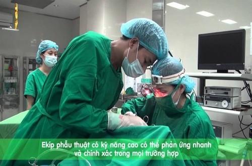 Bệnh viện Thu Cúc là địa chỉ thực hiện nạo VA hiệu quả