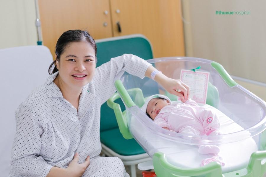Bệnh viện Đa khoa quốc tế Thu Cúc là một trong những cơ sở y tế được nhiều chị em lựa chọn đăng ký sinh tại đây