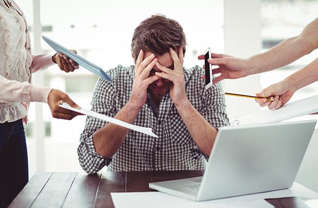Tim đập nhanh có thể do vấn đề tâm lý, stress