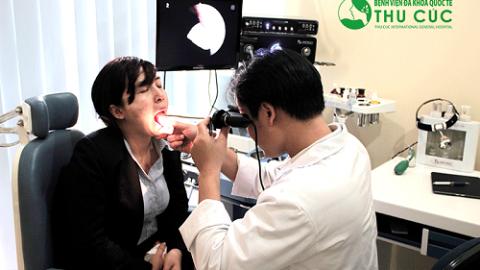 Khám ung thư vòm họng ở đâu Hà Nội?