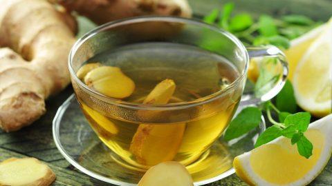 Người bệnh huyết áp thấp uống trà gừng được không?