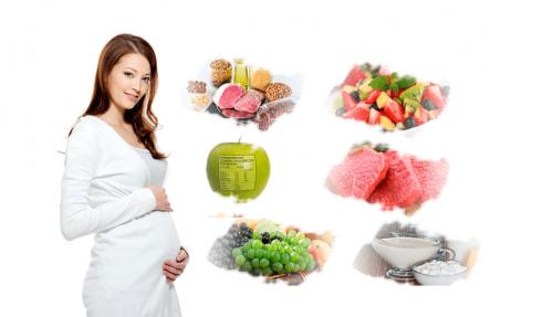 Mẹ cần bổ sung đày đủ dưỡng chất khi mang thai