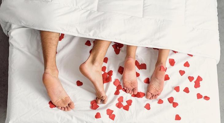 Trước khi đặt vòng không nên quan hệ tình dục để loại trừ khả năng có thai.