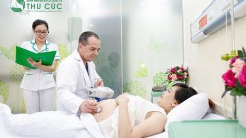 Bệnh viện ĐKQT Thu Cúc ưu đãi đặc biệt cho dịch vụ Sản đẻ